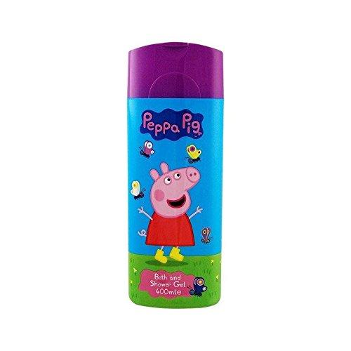 Peppa Pig Bagnoschiuma 400Ml - Confezione da 4