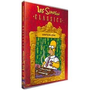 Les Simpson Classics : Simpson sur internet