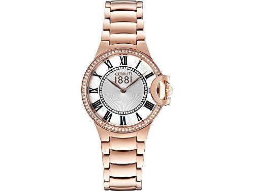 Cerruti 1881 Ladies Watch Ghirla CRM138SR28MR