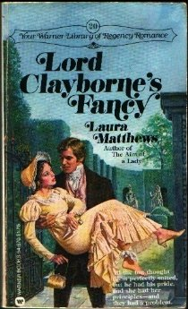 Lord Clayborne's Fancy, Laura Matthews