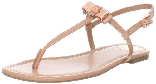 Vince Camuto Women's Vc Malinda Sandal,Bellini Nubuck Patent,9 M US