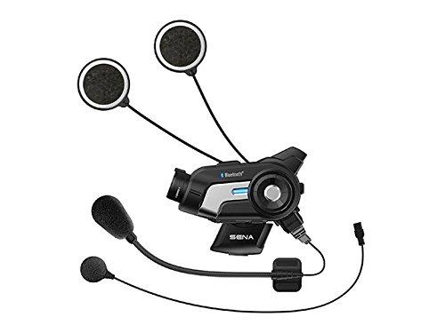 SENA(セナ) バイク用インカム Bluetooth インターコム 10C カメラ内蔵 10C-01 0410001K