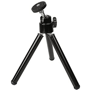 Foto Video Stativ Mini für Kodak Advantix C850 Zoom Easyshare V1003 EasyShare Z1012 IS EasyShare