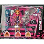 Monster High Purrsephone &amp; Toralei &amp;...