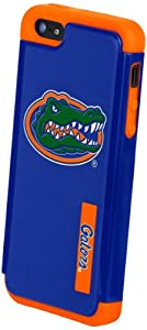 Buy Forever Collectibles NCAA Florida Gators Dual Hybrid Hard Apple iPhone 5 5S Case by Forever Collectibles