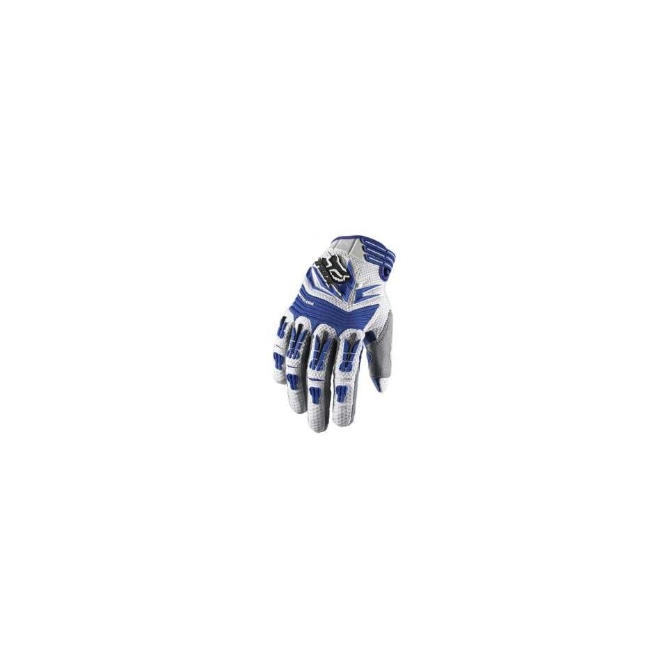 Fox Racing Pawtector Gloves   Small/Blue