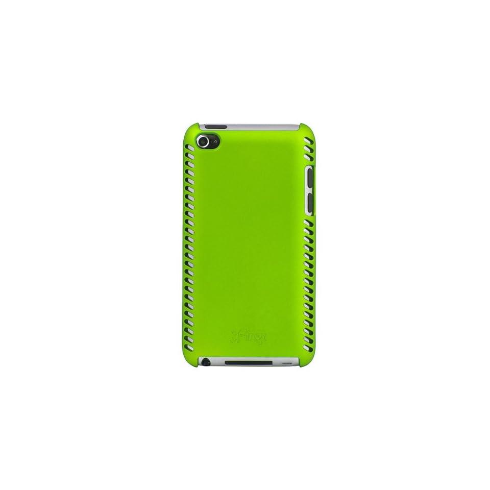 iFrogz IT4LL GRN iPod Touch 4 Luxe Lean Case
