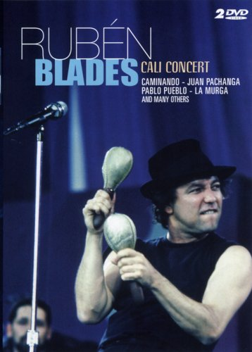 Cover art for  Blades R-Cali Concert