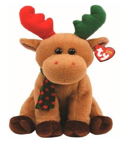 Ty Beanie Babies Harold - Moose - 1