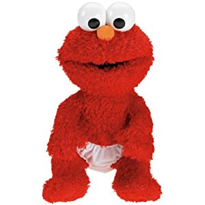 FisherPrice Tickle Baby Elmo  Toys For a Baby