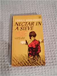book analysis nectar in a sieve The study of cultural life depicted in the novel nectar in a sieve has been   discourse analysis of the writings has been made and some interesting parts of.
