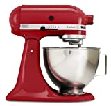 KitchenAid KSM120ER Custom Stand Mixer (Empire Red)