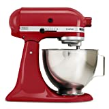 KitchenAid KSM120ER Custom Stand Mixer (Empire Red)by KitchenAid