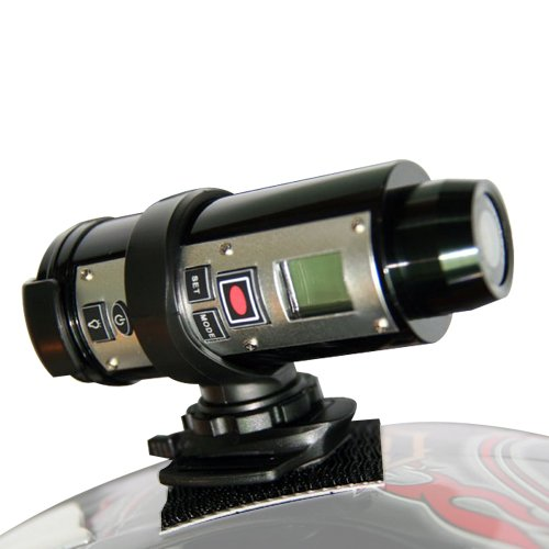 Poseidon - Waterproof 720P Hd Sports Action Video Camera With Remote Control Underwater Water Proof New Camera Cam