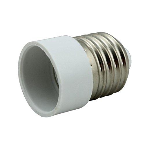 Creazy® E27 to E14 Base Socket Light Bulb Lamp Holder Adapter Plug Converter (E14 Bulb Socket compare prices)