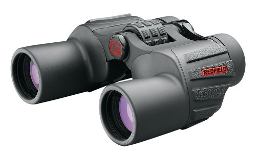 Redfield Renegade Blister Pak Porro Prism Binocular, Black 117988
