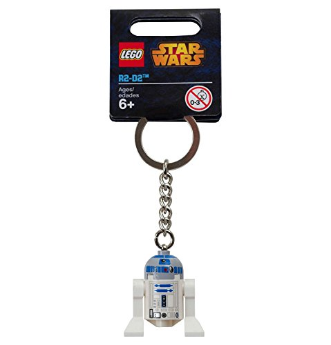 LEGO Star Wars: R2-D2 with Light Gray Head Keychain