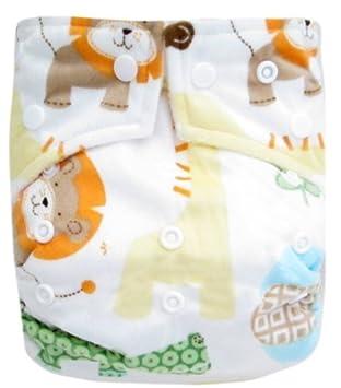 Baby Pumphose 50 56 62 68 74 80 86 92 Dschungeltiere Gelb Beige handmade