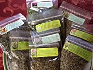Herbal Collection : Basic Pantry ~ 9 Dried Herbs for Your Kitchen Magic ~ Special Price Plus 5 Bonus…