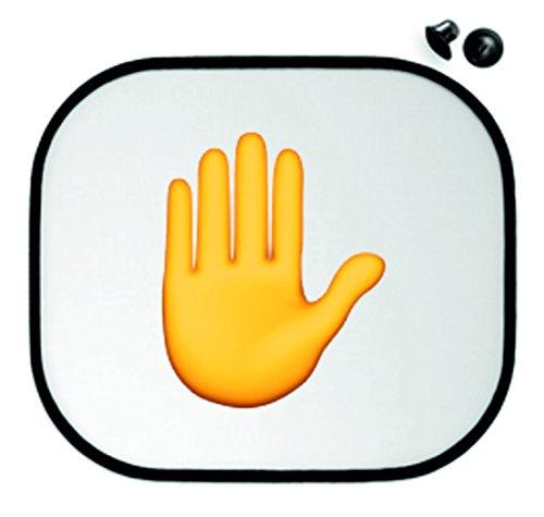 protection-solaire-45x39-lever-la-main-creme-solaire-protection-solaire-de-voiture-smiley-emoji-astu