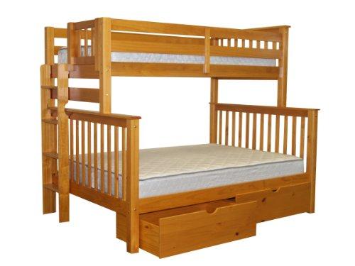 Bedz King Bunk Bed 8761 front