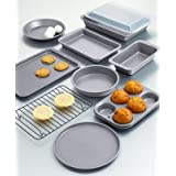 Tools of the Trade 10-Piece Bakeware Set ~ Tools of The Trade
