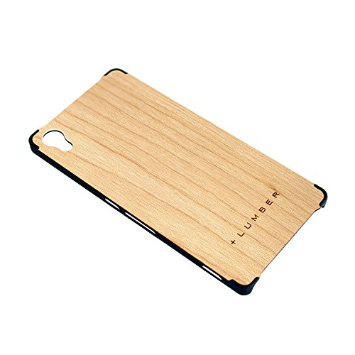 + Lumber by Hacoa PL015 Wooden Smartphone Case for SONY ...