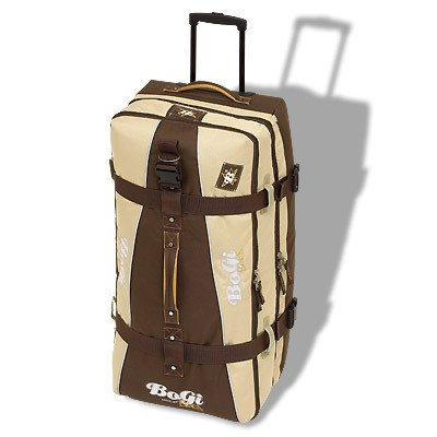 BoGi Bag Reisetasche Trolley checkin beige 110