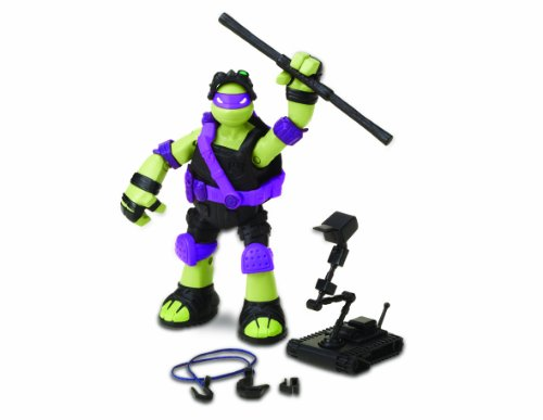 Teenage Mutant Ninja Turtles Stealth Tech Don Action Figure (Ninjas Robots compare prices)