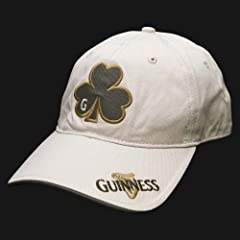 GUINNESS CREAM SHAMROCK BASEBALL CAP