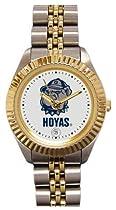 Georgetown University Hoyas Ladies Executive Stainless Steel Sports Watch