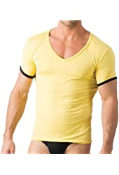 Men's High-Tech Micromesh T-Shirt by Gregg Homme