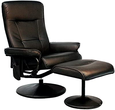 Comfort Products 60-425111 Leisure Recliner Chair with 8-Motor Massage & Heat
