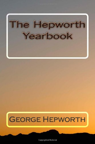 The Hepworth Yearbook