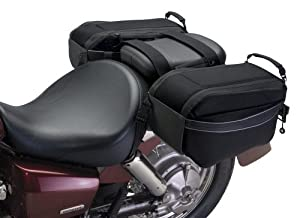 Classic Accessories 73707 MotoGear Motorcycle Saddle Bags