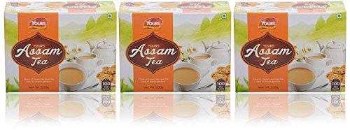 Assam Premium 100 Tea Bags, Pack Of 3