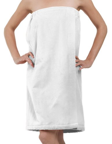 Shower Towel Wrap front-1076061