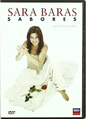 SARA BARAS : SABORES [Non-USA DVD format: PAL, Region 2 -Import- Spain]