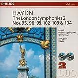 ハイドン:「ロンドン交響曲」1