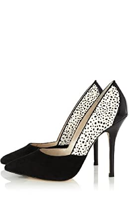Animal Print Pony Pump