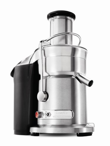 Purchase Breville 800JEXL Juice Fountain Elite 1000-Watt Juice Extractor