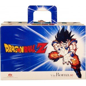 Housse de couette et taie dragon ball z for Dragon ball z bedroom