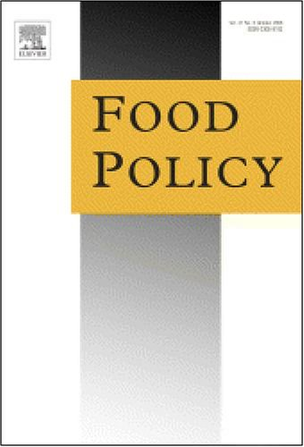 Nonparametric and parametric analysis of calorie consumption in Tanzania [An article from: Food Policy]