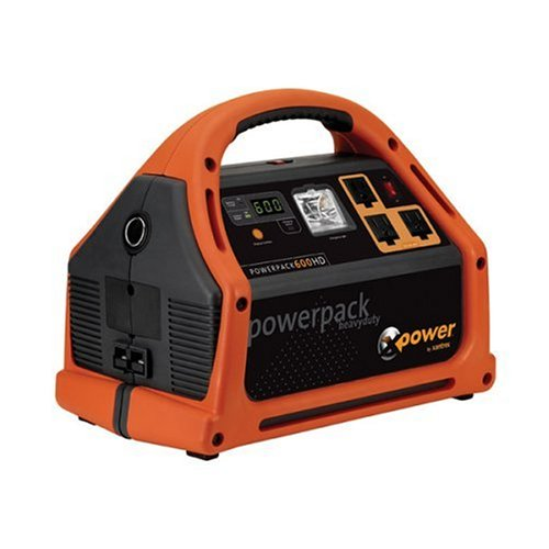 Cheap Xantrex XPower Powerpack 600HD Portable Power Source