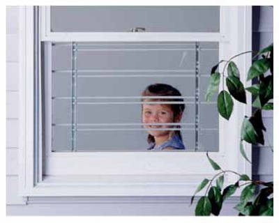John Sterling Corp. 1136 Burglar Bars (Pack of 2) picture