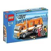 レゴ (LEGO) シティ ごみ収集車 7991