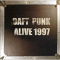 Daft Punk Alive 1997 Live At Birmingham 192kbps MP3 Kwayde@TEAM[ preview 0