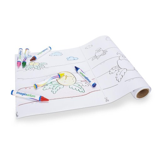 Imaginarium Color and Play Activity Roll