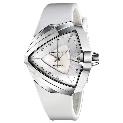 Hamilton Ventura Mother of Pearl Dial Ladies Watch H24251399