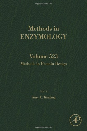 Methods in Protein Design, Volume 523 (Methods in Enzymology)